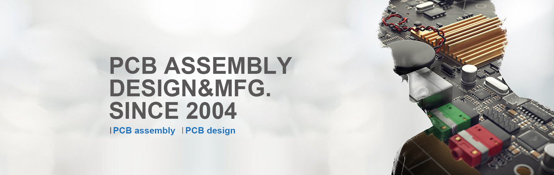 PCB Assembly & Design Services Company